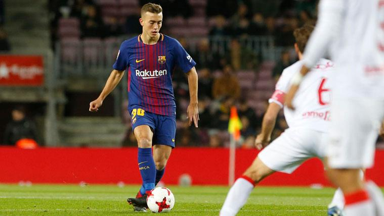 Valverde recupera para la Copa del Rey a uno de sus jugadores favoritos del filial