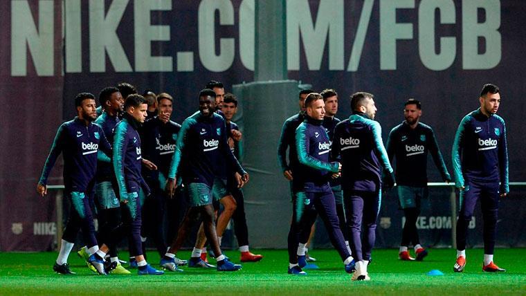 Valverde recuperará a dos piezas clave contra el Espanyol