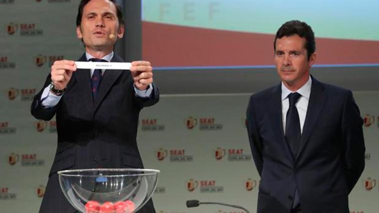 Los posibles rivales del FC Barcelona en octavos de final de la Copa del Rey