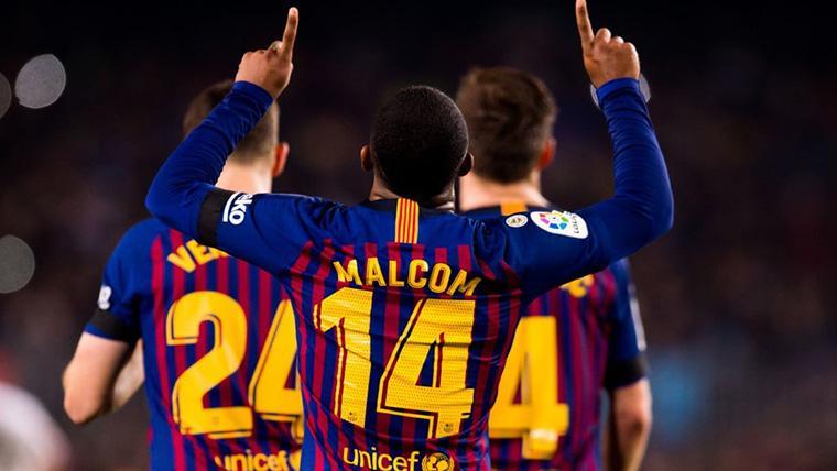 Malcom, con una 'novia' en Inglaterra para dejar el Barça