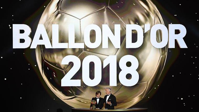 Polémica: ¿Votación fantasma en el Balón de Oro 2018?