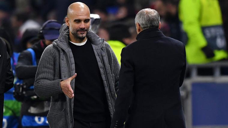 Pep Guardiola y una cura de humildad para el Manchester City