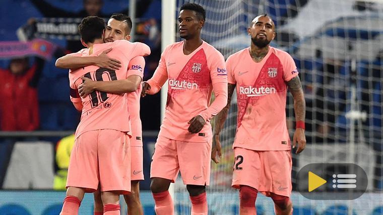 Vídeo resumen: RCD Espanyol 0 FC Barcelona 4 (LaLiga J15)