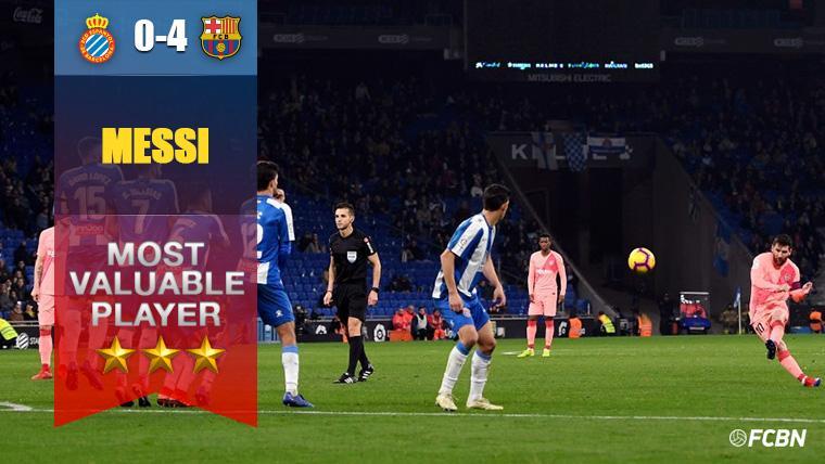 MVP:Leo Messi deja en ridículo a Pelé, al Balón de Oro y a quien no admita que es el mejor