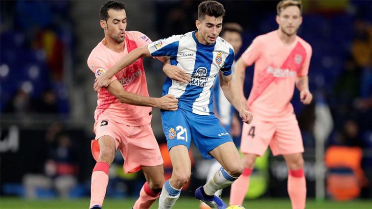 ALARMA: Doble susto para el Barça con Busquets y Arturo Vidal