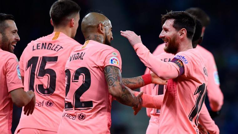 Arturo Vidal ya justifica su fichaje: Así se ha ganado un sitio en el Barça