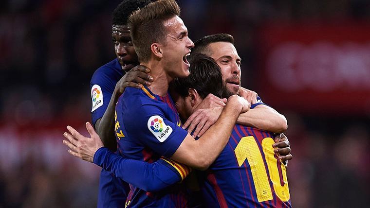 Denis Suárez pasó el 'examen', ¿pero está a tiempo de triunfar en el Barcelona?