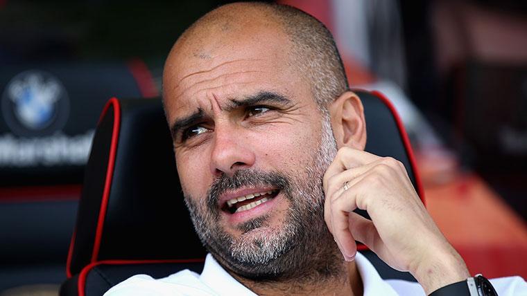 El sonado 'dardo' de Rafa Benítez a Pep Guardiola en la Premier League