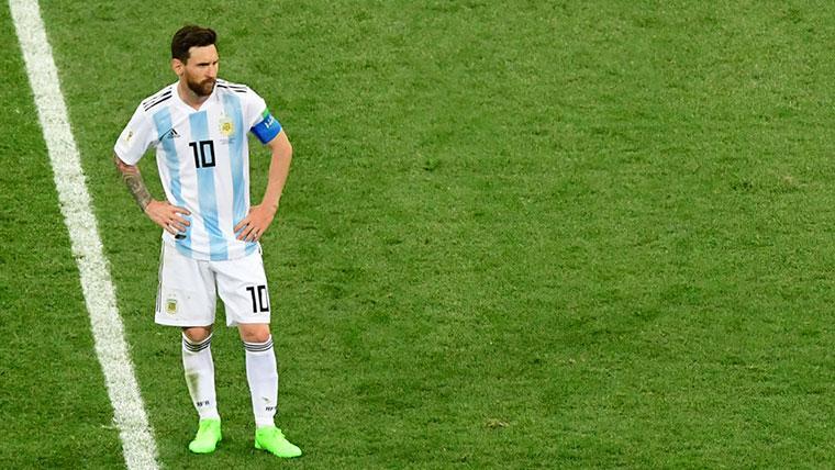 La reunión decisiva para el futuro de Leo Messi en Argentina, ¿en el Santiago Bernabéu?