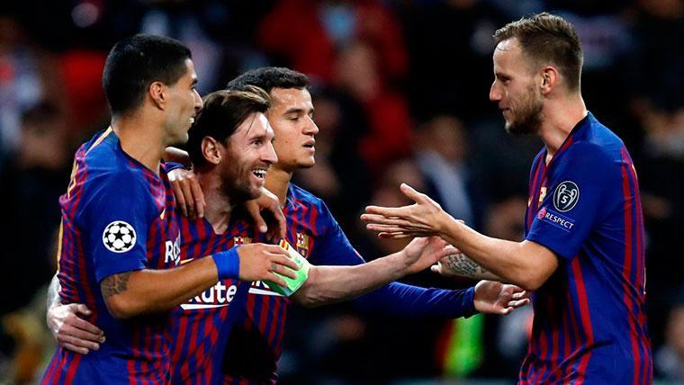 Los motivos por los que no perderse el Barcelona-Tottenham