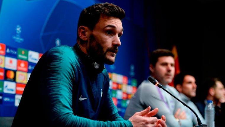 Hugo Lloris se rinde a Leo Messi y apoya a Ousmane Dembélé