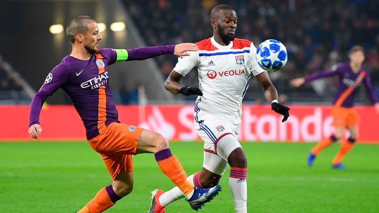 El Manchester United, dispuesto a hacer una locura por Ndombèlé