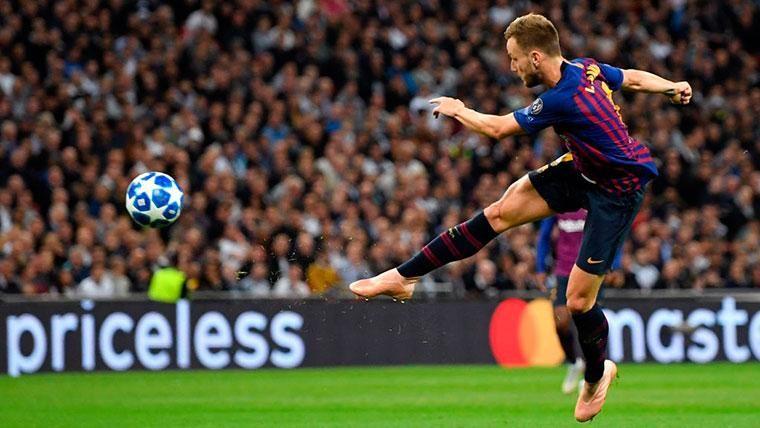 El FC Barcelona no piensa en vender a Ivan Rakitic en 2019