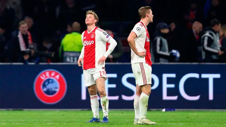 El Bayern no da pistas sobre su estrategia para fichar a De Jong y De Ligt
