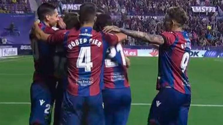 La clave del éxito del Levante, rival copero del FC Barcelona