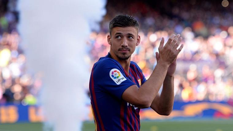 Lenglet y la 'fórmula Umtiti' para triunfar en el FC Barcelona