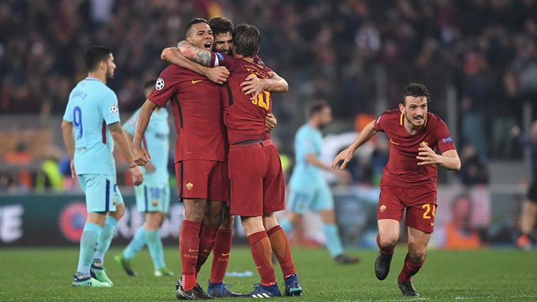 ¡Ave, Roma! El barcelonismo tiene clara su preferencia para los octavos de Champions