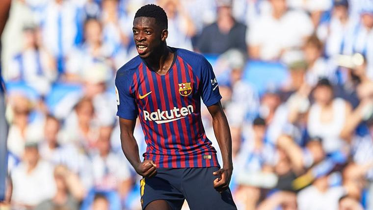 Echan más leña al fuego a la polémica Dembélé-Barça