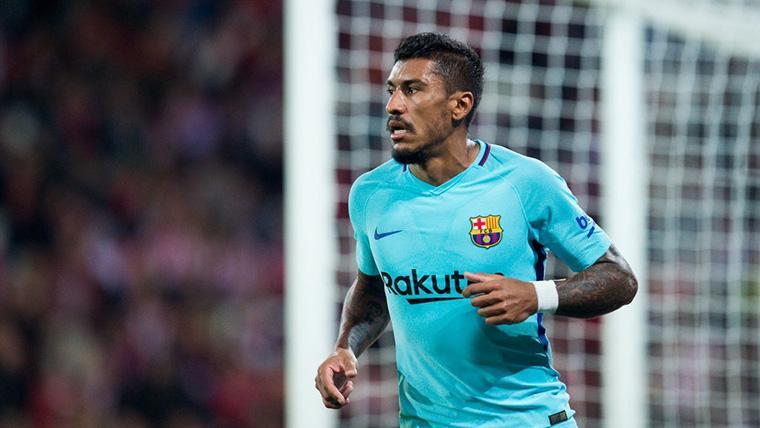 El Barcelona ultima los detalles de la venta oficial de Paulinho