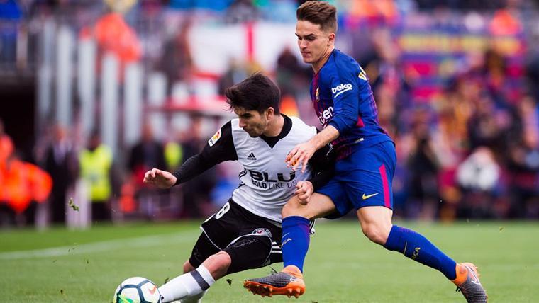 El Valencia se pronuncia sobre el posible fichaje de Denis Suárez