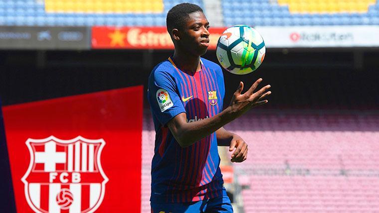 Las medidas que podría tomar el Barça para evitar más líos con Ousmane Dembélé