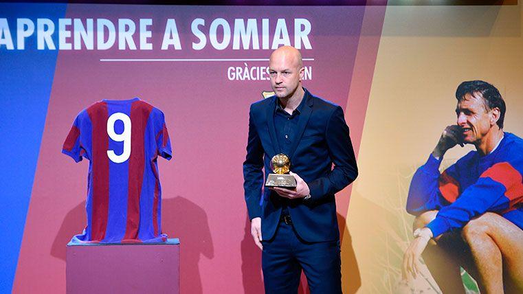 Los dos consejos de Jordi Cruyff que el Barça haría bien en escuchar