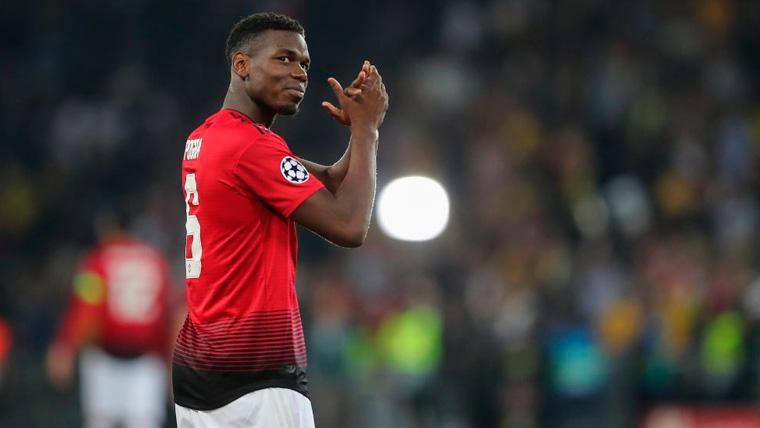 El movimiento que desbloquearía el adiós de Paul Pogba al Manchester United