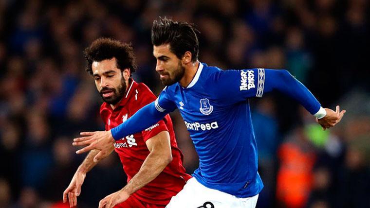 André Gomes confiesa su calvario cuando jugaba en el Barcelona