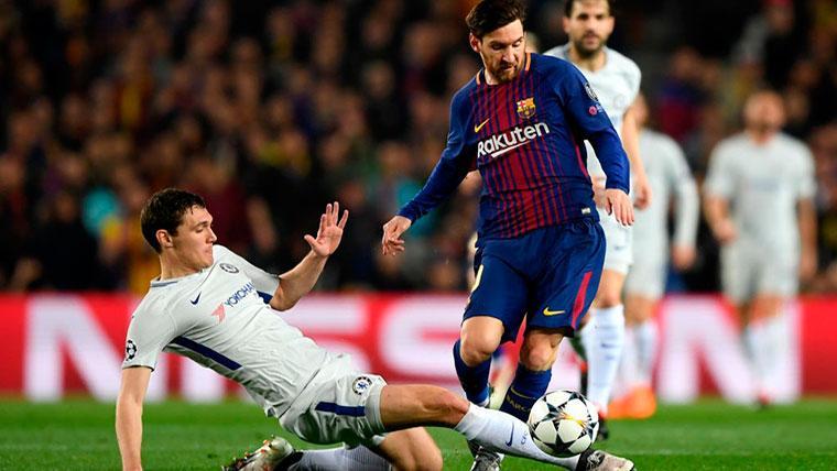 Christensen se ofrece al Barça: estos son los planes del club culé