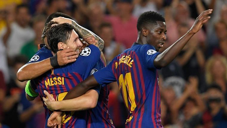 ALERTA: ¡El Chelsea podría intentar llevarse a Dembélé del Barça!