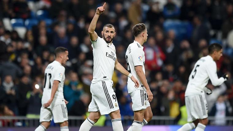 El Real Madrid juega con fuego y casi se quema ante el Rayo (1-0)