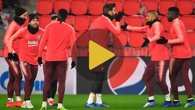 Lista de convocados de Valverde para el Levante-FC Barcelona