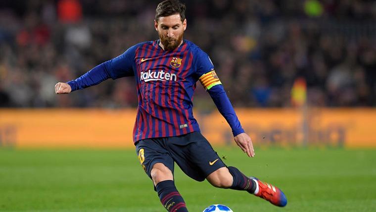 El 'doble-doble' único de Messi en Europa: 14 goles y 10 asistencias