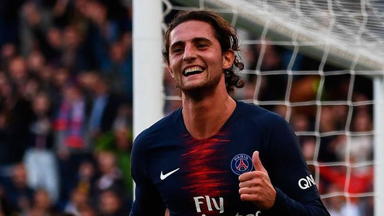 Los pros y los contras del fichaje de Adrien Rabiot por el Barça