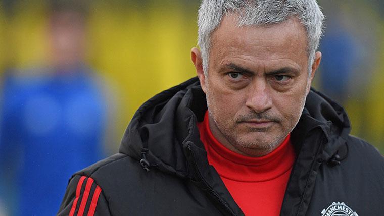 Mourinho, cesado en el United