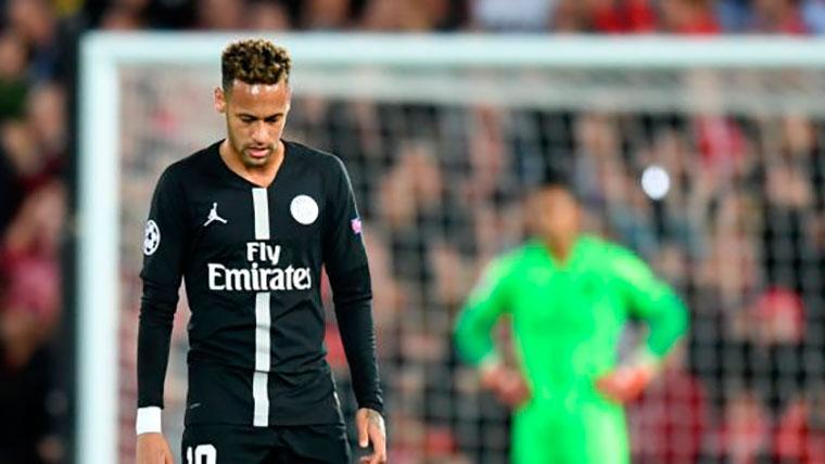 """""""El PSG es el sitio de Neymar para no estar a la sombra de Messi"""""""