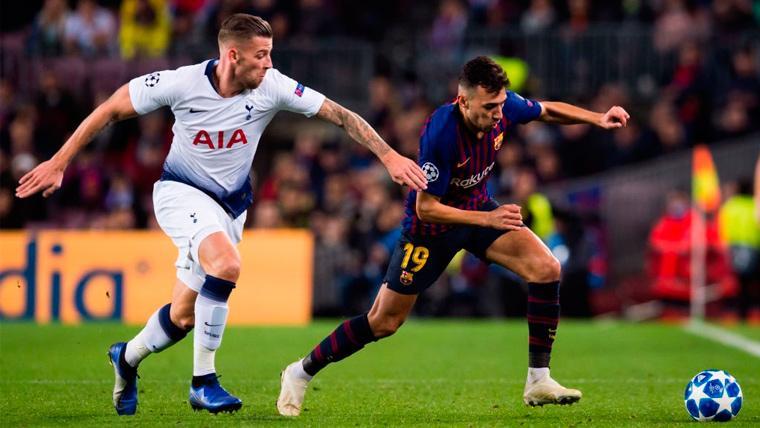 Las tres soluciones del FC Barcelona ante el posible adiós de Munir