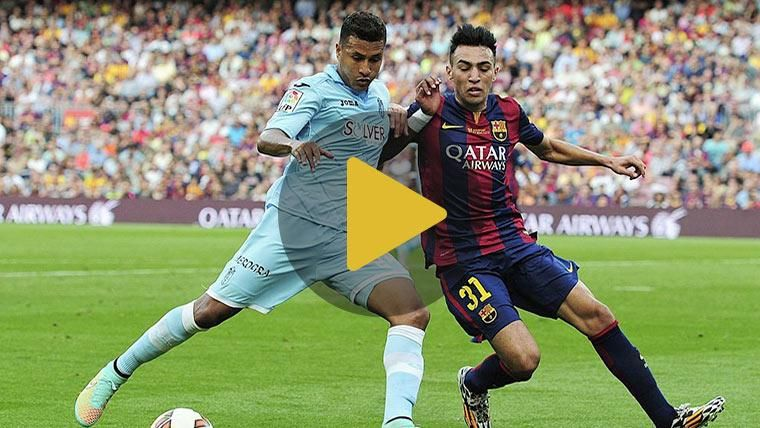 """Murillo, hace cinco años: """"Algún día jugaré en el Barcelona"""""""