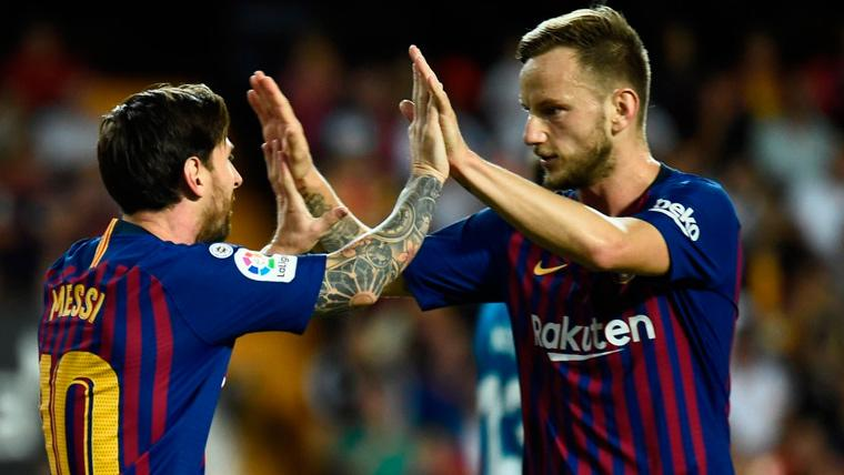Revelan un bonito detalle que Messi tuvo con la selección de Croacia