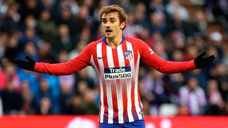 El Atlético ya paga las consecuencias de la millonaria renovación de Griezmann