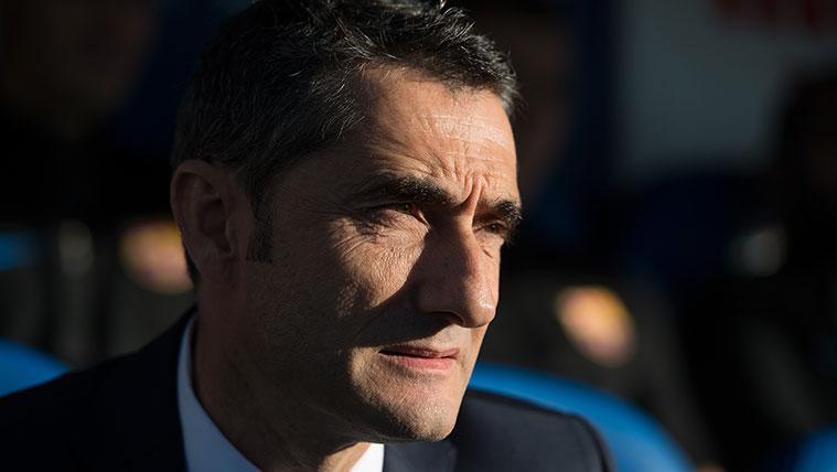 Valverde habría recomendado al Barça la incorporación de Murillo