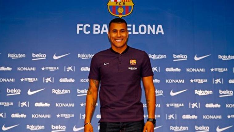 Hoy, presentación oficial de Jeison Murillo con el Barcelona