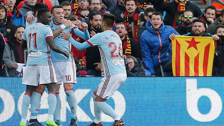 La llave del Celta de Vigo para meter en problemas al Barcelona