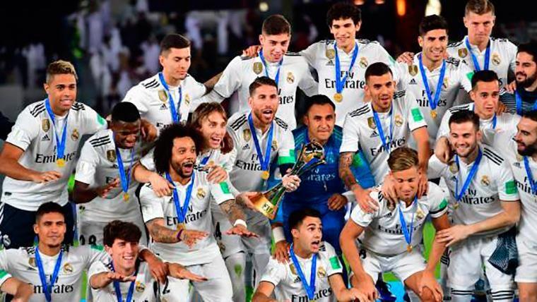 El Real Madrid gana el Mundial de Clubs goleando al Al Ain (4-1)