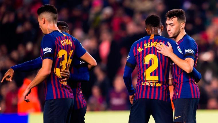 Munir no dejaría el Barça en enero, pero su futuro sigue en el aire
