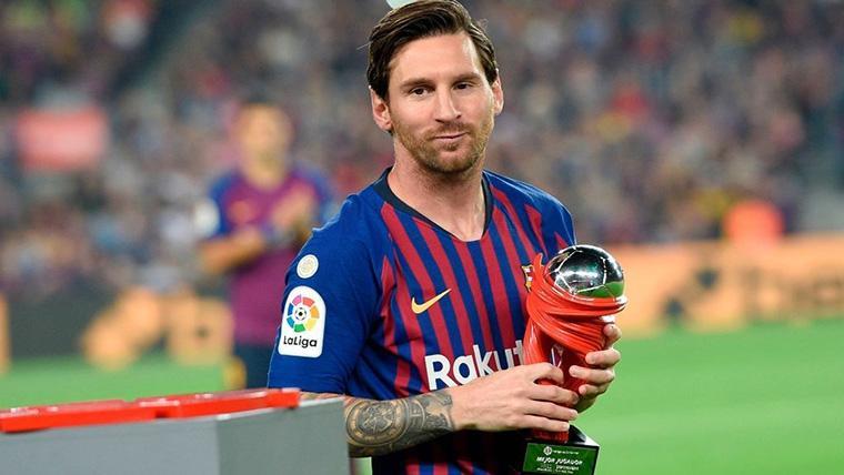Los Globe Soccer Awards también dejan de lado a Messi