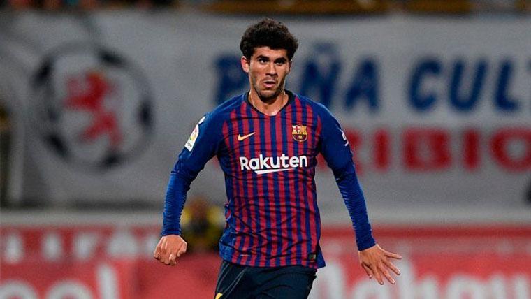 Carles Aleñá, destinado a triunfar en el FC Barcelona