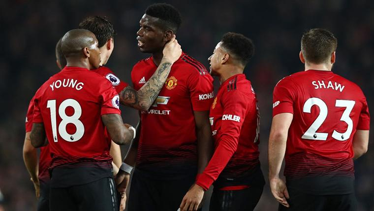 Paul Pogba 'resucita' en un Manchester United que ya sonríe