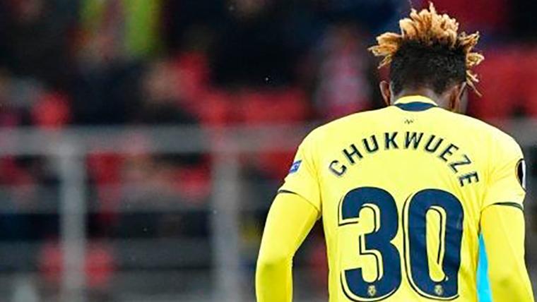 Peligra Chukwueze: Atlético y Real Madrid quieren ficharle