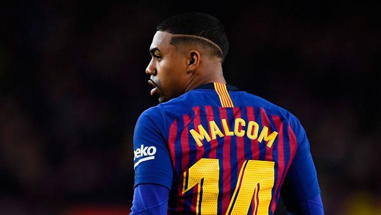 Malcom, ante un 2019 lleno de retos para ganarse el puesto
